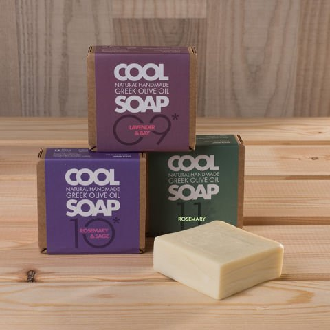 Essential Man - Soaps and Accessories