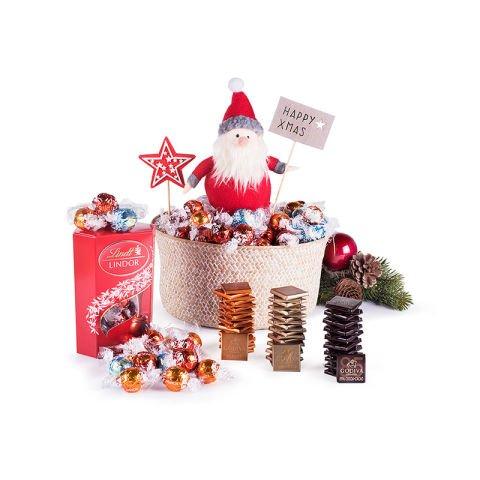 'Natale di cioccolato': Godiva e Lindor