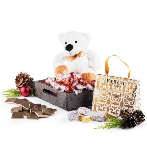 Chocolates and Teddy
