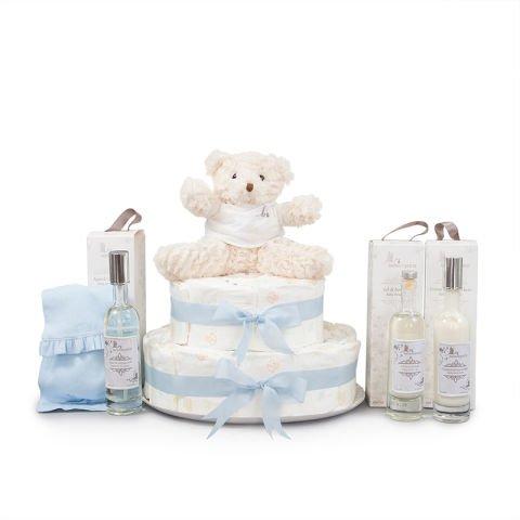 Bath Essentials Blue
