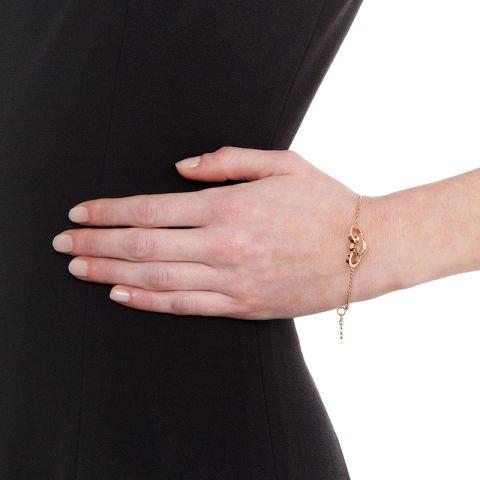 Chic Heart Bracelet