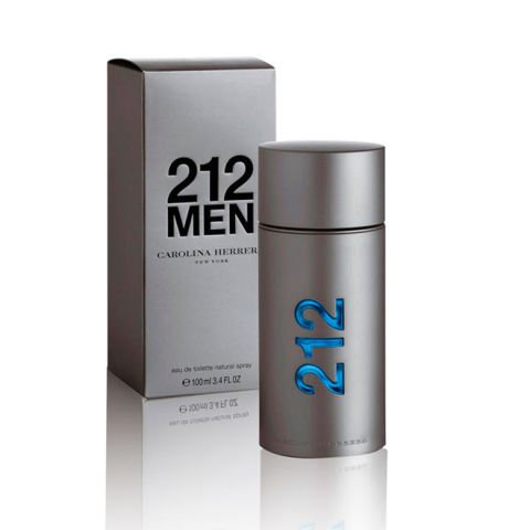212 Carolina Herrera 100ml