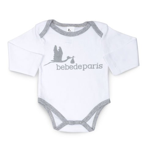 Baby's Essentials Grey
