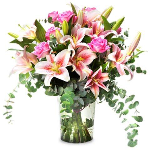 """""""Kwiatowa delikatność"""" dla niej"""