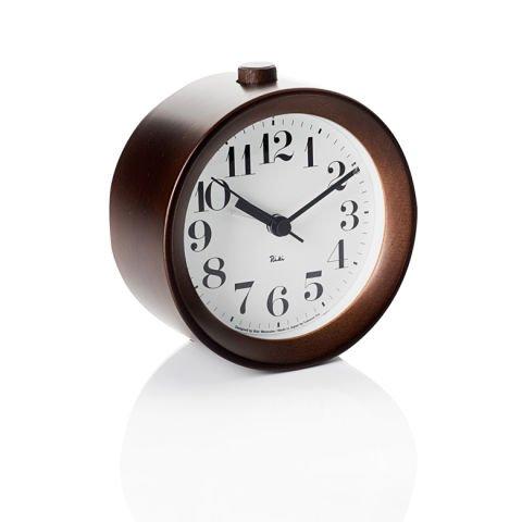 Riki alarm clock by Lemnos