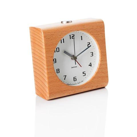 Lemnos wooden clock